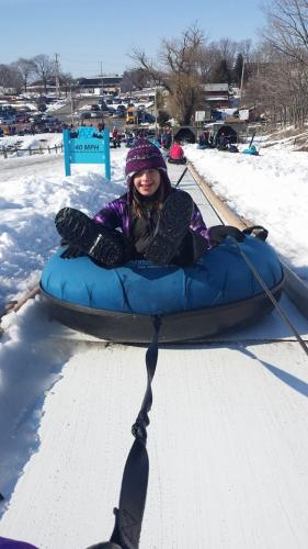 2015 Snow Tubing
