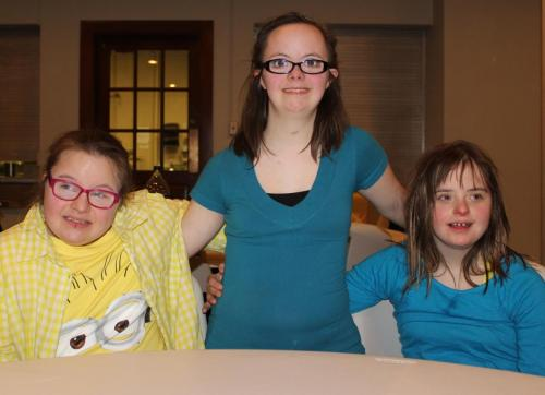 2015 World Down Syndrome Day