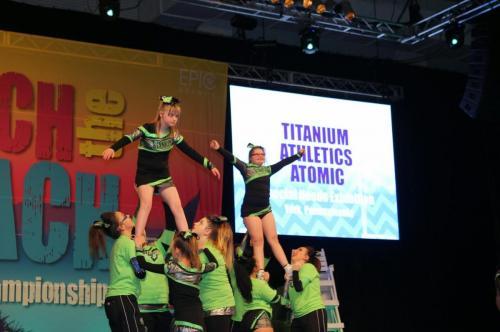 Titanium Atomic